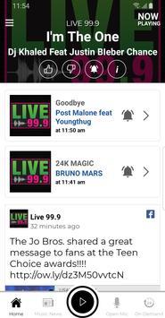 Live 99.9 bài đăng