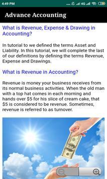 Advance Accounting :Tutorials screenshot 3