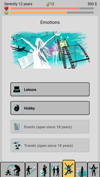 Life simulator. New life 2 screenshot 1