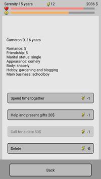 Life simulator. New life 2 screenshot 7
