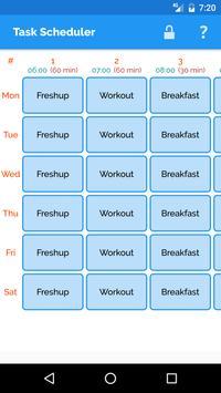 Task Scheduler poster