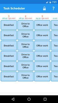 Task Scheduler screenshot 1