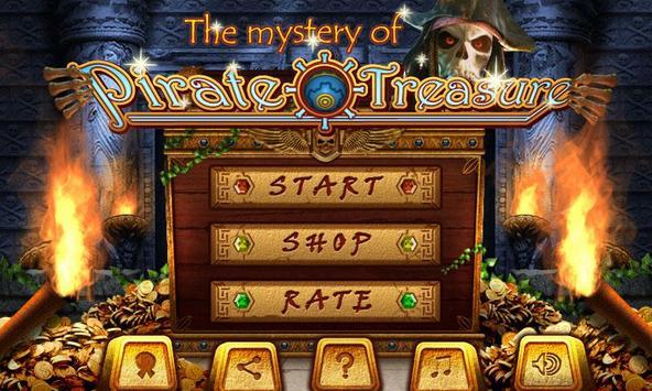 Mystery Pirate Treasure poster