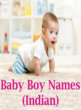 Baby Boy Names (Indian) poster