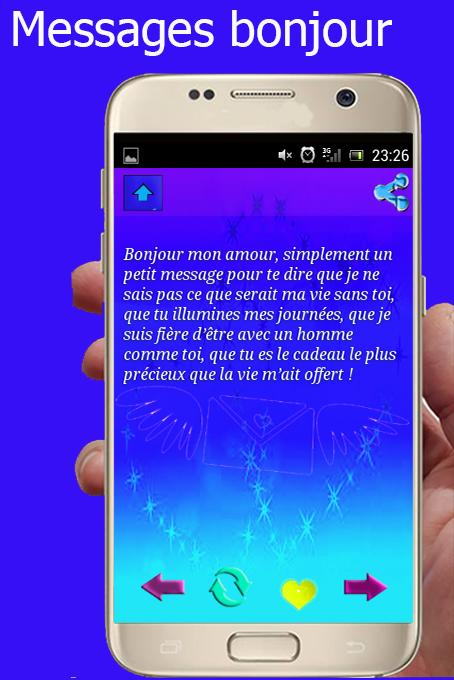 Message Bonjour For Android Apk Download