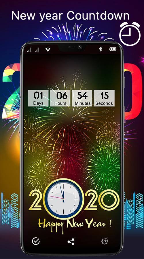 New Year Countdown 2020 Hd Live Wallpaper For Android Apk Download
