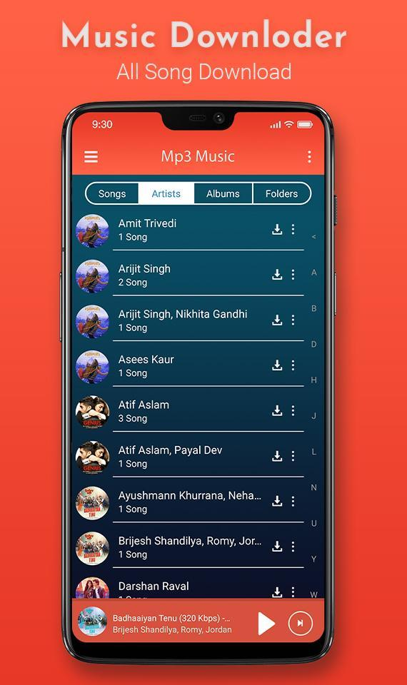 Mp3 Song Download Free Music Download App For Android Apk Download