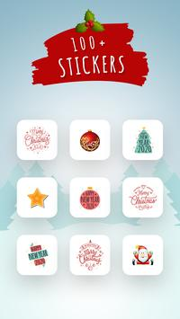 New Year Stickers – Greetings & Holiday Photo Card screenshot 1