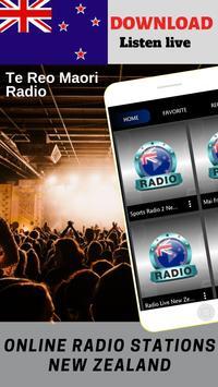 Te Reo Maori Radio Free Online poster