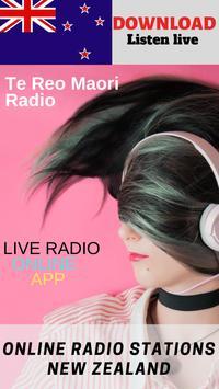 Te Reo Maori Radio Free Online screenshot 1