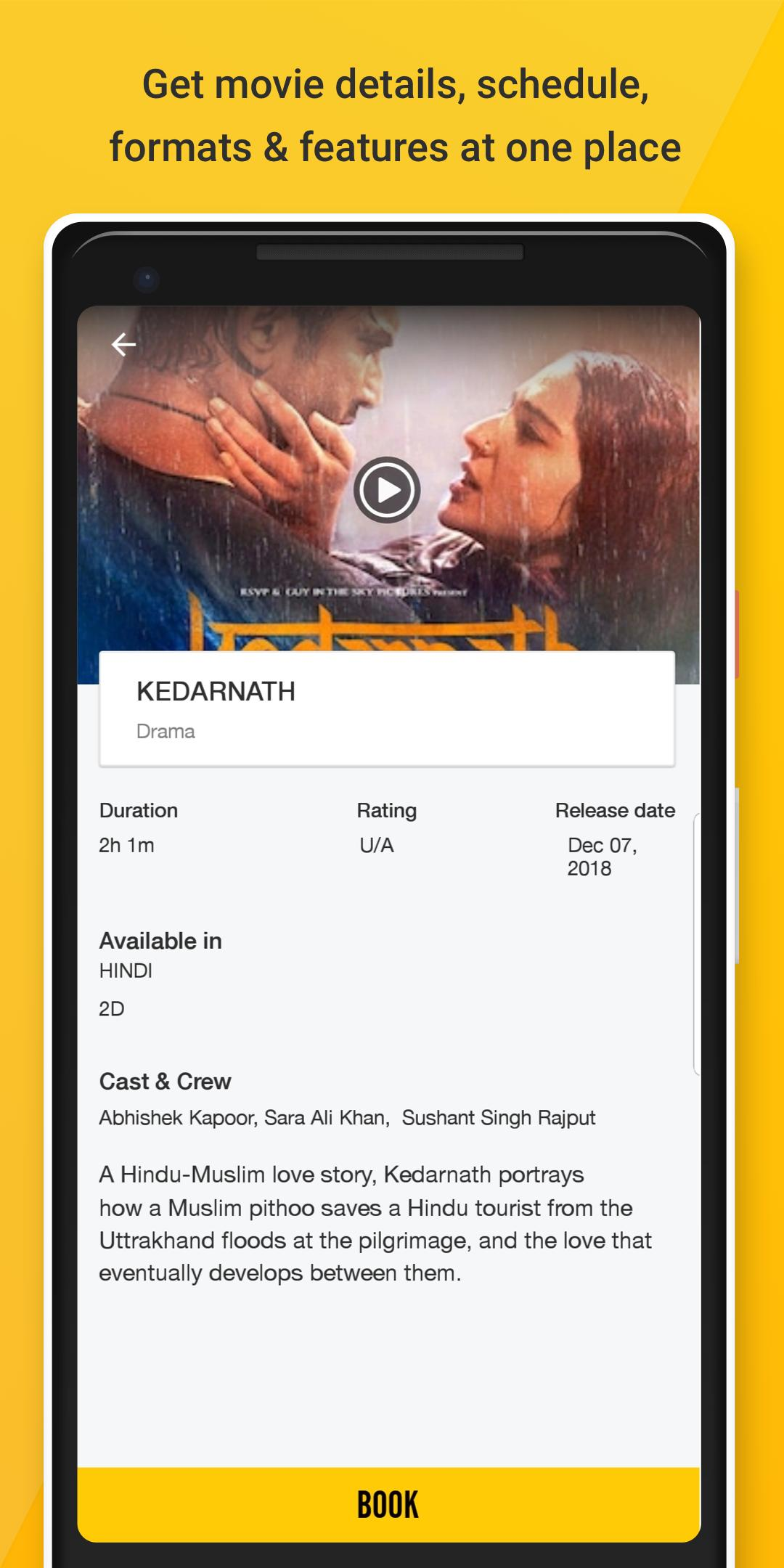 PVR Cinemas for Android - APK Download