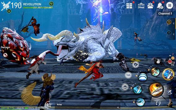 Blade&Soul Revolution screenshot 12