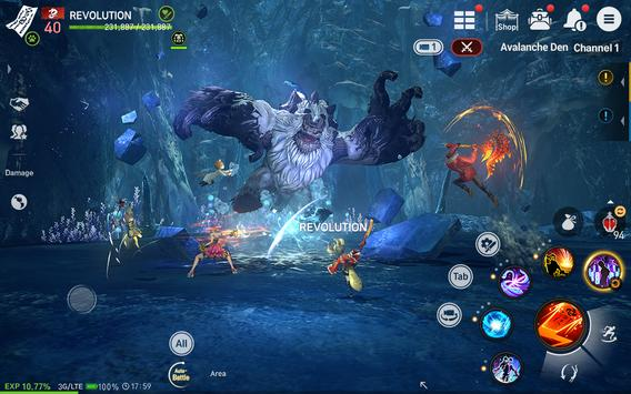 Blade&Soul Revolution screenshot 15