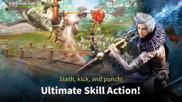 Blade&Soul Revolution screenshot 1