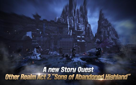 Blade&Soul Revolution screenshot 8