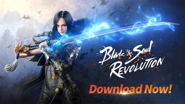 Blade&Soul: Revolution screenshot 1