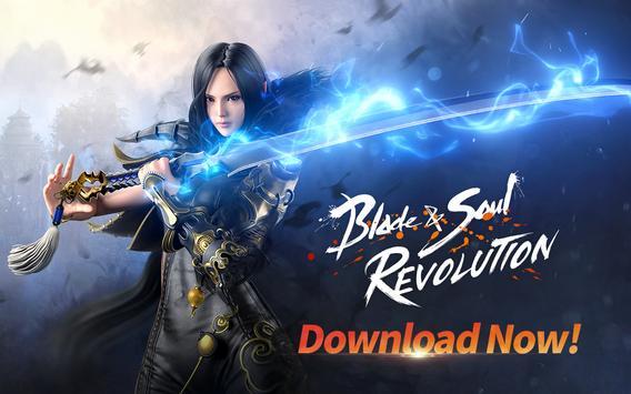 Blade&Soul: Revolution screenshot 8