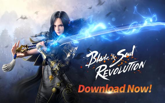 Blade&Soul: Revolution screenshot 6