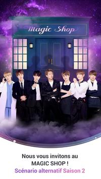 BTS WORLD Affiche