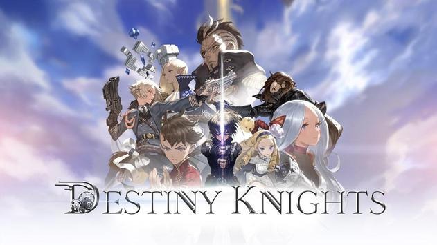 Destiny Knights الملصق