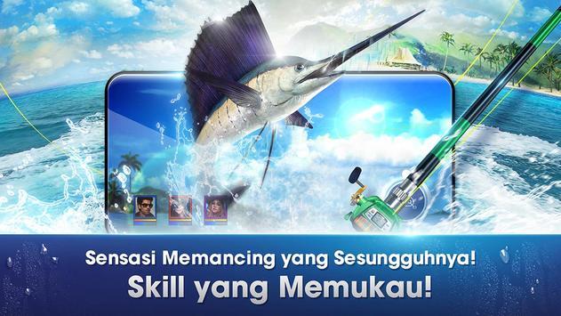 Fishing Strike penulis hantaran