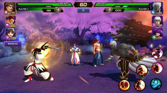 KOF ALLSTAR Screenshot 5