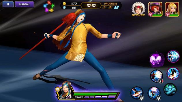 The King of Fighters ALLSTAR screenshot 7