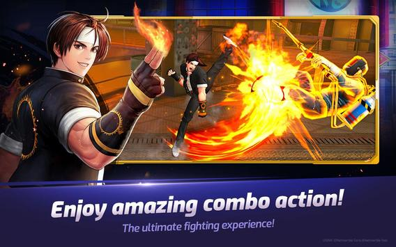 The King of Fighters ALLSTAR ảnh chụp màn hình 8
