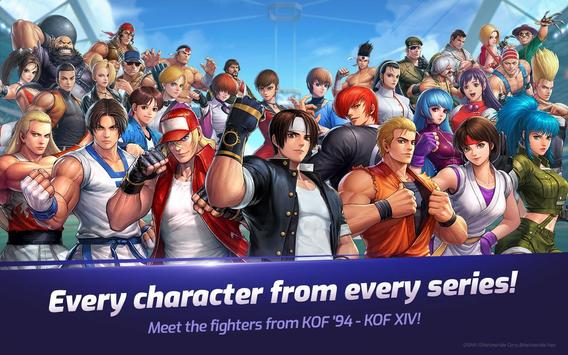 The King of Fighters ALLSTAR ảnh chụp màn hình 6