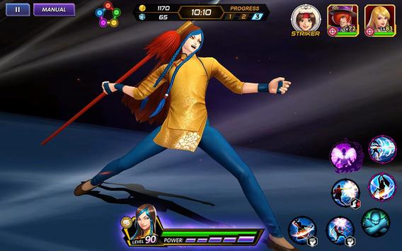The King of Fighters ALLSTAR screenshot 15