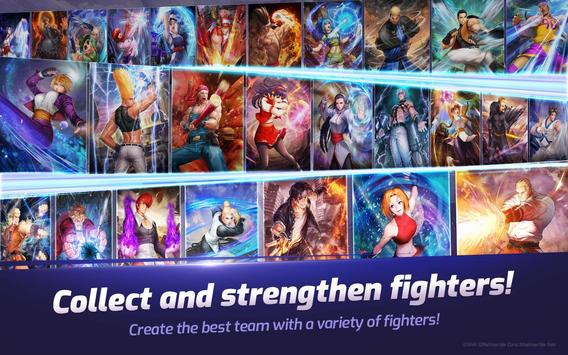 The King of Fighters ALLSTAR ảnh chụp màn hình 13
