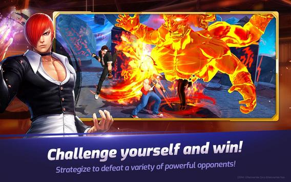 The King of Fighters ALLSTAR screenshot 17