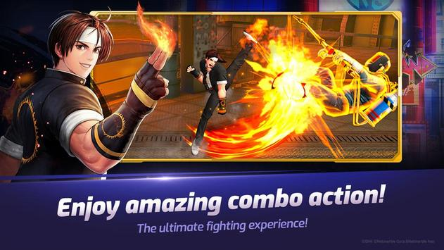 The King of Fighters ALLSTAR screenshot 4
