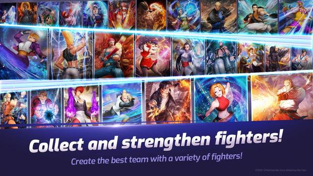 The King of Fighters ALLSTAR ảnh chụp màn hình 1