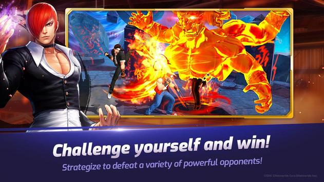 The King of Fighters ALLSTAR screenshot 5