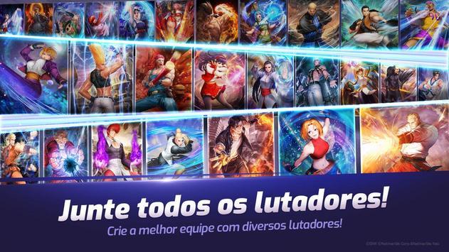 The King of Fighters ALLSTAR imagem de tela 1