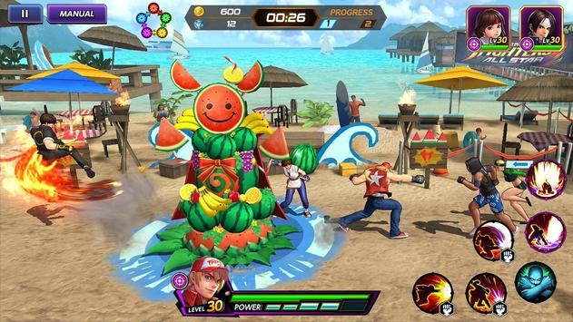 The King of Fighters ALLSTAR imagem de tela 5