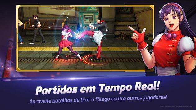 The King of Fighters ALLSTAR imagem de tela 4