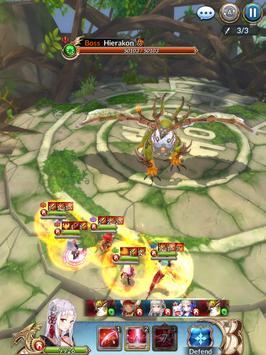 Knights Chronicle captura de pantalla 11