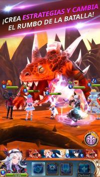 Knights Chronicle captura de pantalla 1