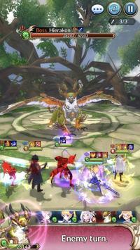 Knights Chronicle captura de pantalla 5