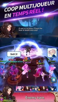 Knights Chronicle capture d'écran 4