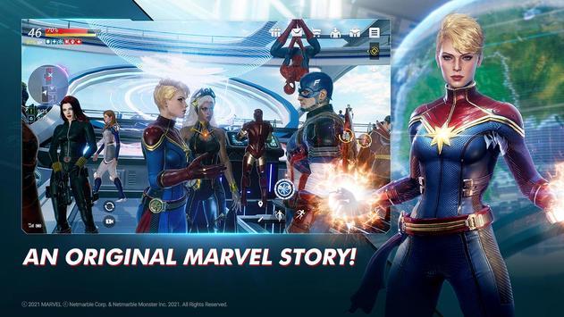 MARVEL Future Revolution ảnh chụp màn hình 6