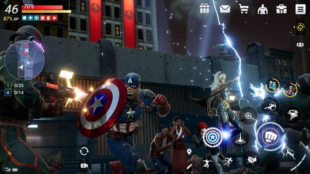MARVEL Future Revolution capture d'écran 23