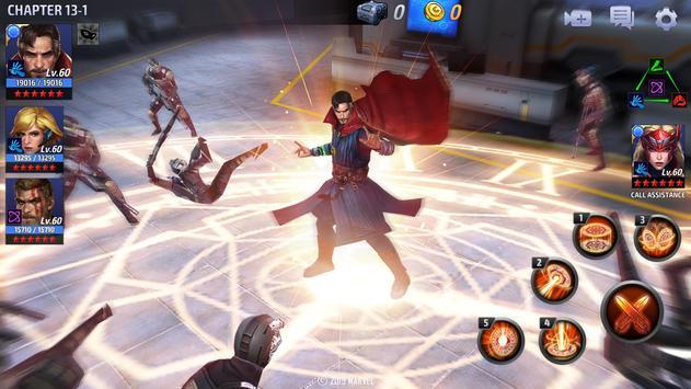 MARVEL Future Fight स्क्रीनशॉट 12