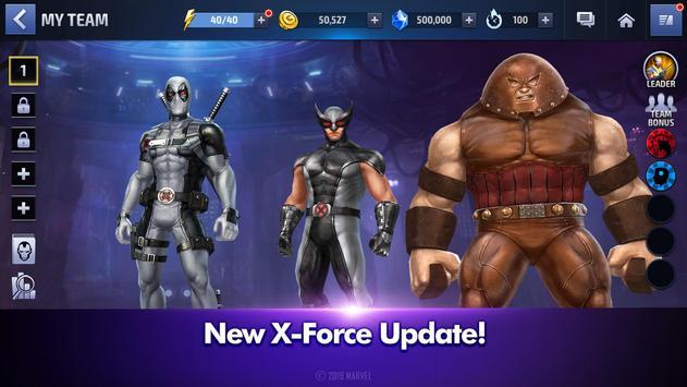MARVEL Future Fight screenshot 16