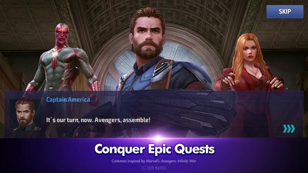 MARVEL Future Fight screenshot 18