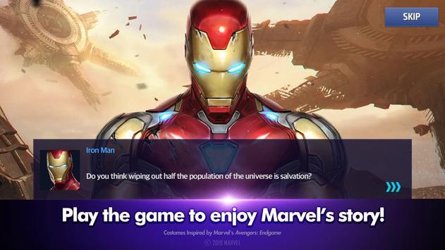 MARVEL Future Fight screenshot 1