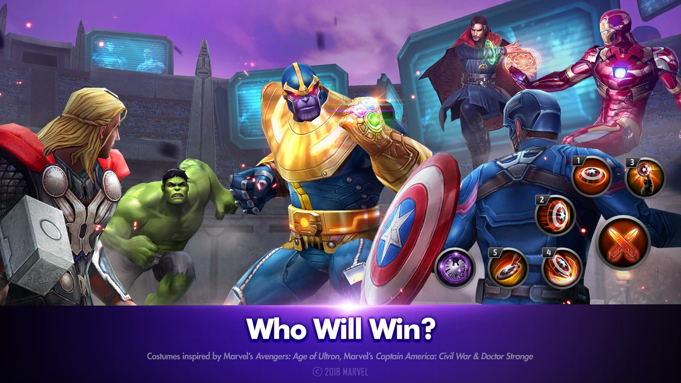 MARVEL Future Fight APK 5 3 0 - Free Role Playing Game apk download