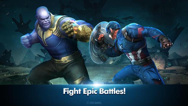 MARVEL Future Fight स्क्रीनशॉट 1